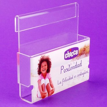 Plexiglas Wall Brochure holder